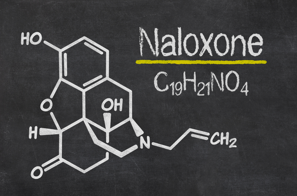 Naloxone Saves Lives