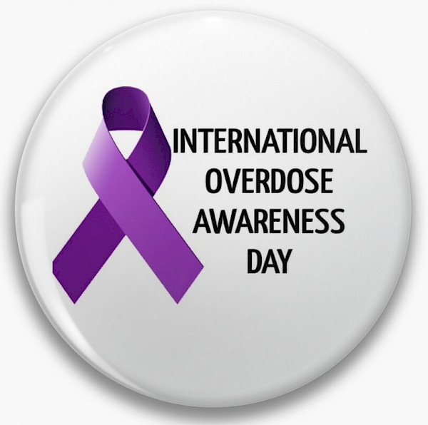 CODAC supports International Overdose Awareness Day (August 31)